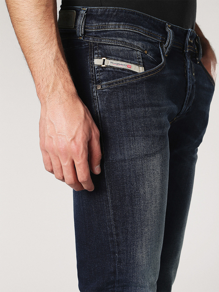Slim Jeans For Men With Big Thighs