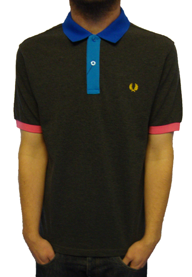 Fred Perry M6281 S/S Multi Coloured Pique Polo Polo Shirts, from ApacheOnline