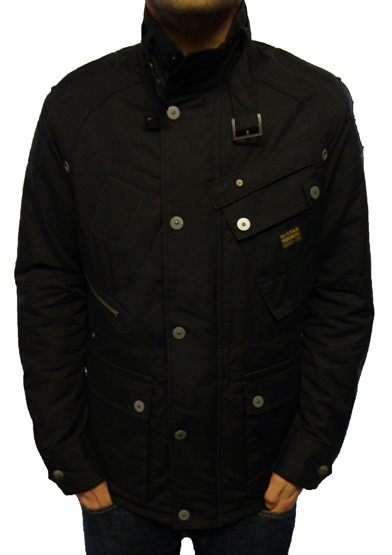 G-Star Raw New Sandhurst Zip Thru Jacket Jackets, from ApacheOnline