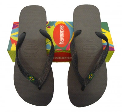 Havaianas Brasil Flip Flops Flip Flops from ApacheOnline from apacheonline.co.uk