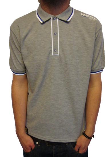 Henleys Gummed H/S Pique Polo Polo Shirts, from ApacheOnline