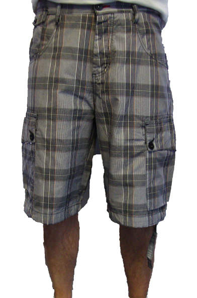 Luke 1977 Cookie Cotton Cargo Short Shorts, from ApacheOnline :  menswear shorts clothing luke
