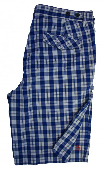 Penguin Wittfield Cotton Check Shorts Shorts, from ApacheOnline