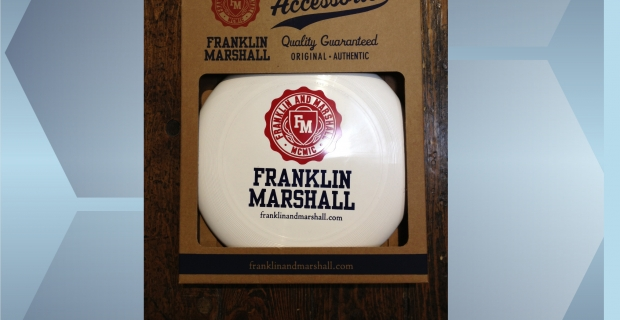 Franklin and Marshall Frisbee Competition Winner