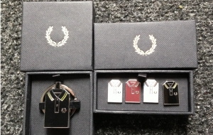 Fred Perry Competition To Win a LTD Edition Keyring and Badge Set At Apacheonline