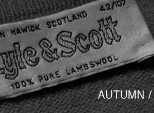 Lyle and Scott Autumn / Winter Collection 2013