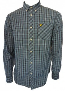 Lyle and Scott Sale Shirt