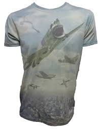 Duck and Cover Clothing War Printed T Shirt Mens Menswear Fashion