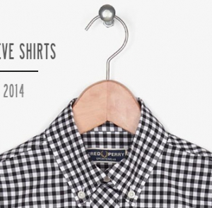 Spring Summer 2014: Short Sleeve Shirts