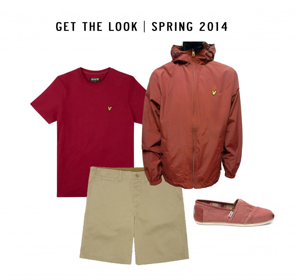 Fred Perry, Lyle and Scott, Scott Lyle, Toms Shoes