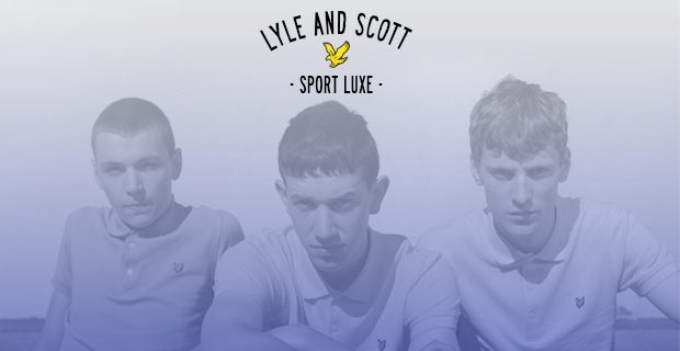 Sport Luxe Fashion with Lyle and Scott