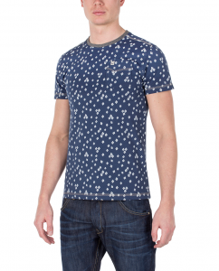 retro print tshirt by Duck and Cover men's clothing