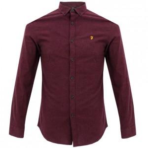 mens farah vintage shirt