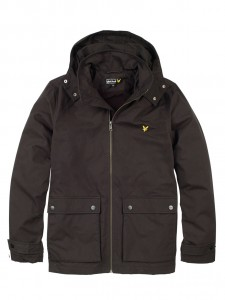 Lyle & Scott discount code winter coat