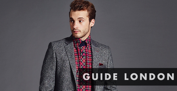 Winter Wear With Guide London & Discount Code