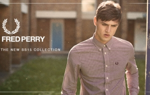 Fred Perry Discount Code Spring Summer 2015