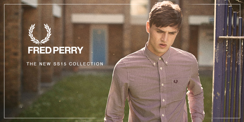 Fred Perry Discount