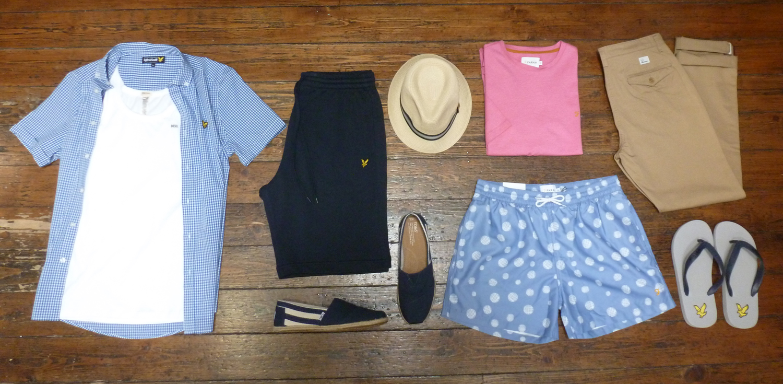 Summer Holiday Fashion