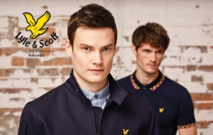 Lyle and Scott Autumn 2015 Latest Arrivals at Apacheonline
