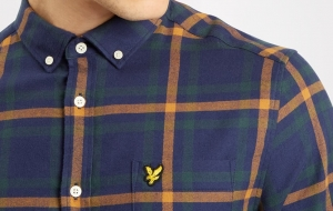 Lyle & Scott Dazzle With Their New AW17 Collection