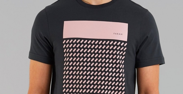 Save 10% on Farah SS18 Menswear!