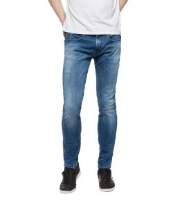 Anbass Hyperflex 808 Slim Jean by Replay
