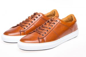 Bari Nappa Leather Sneaker by John White