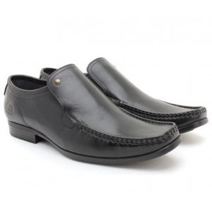 Carnoustie Slip On Mocassin Shoe by Base London