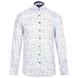 Fly Dragonfly Print Shirt by Jiggler Lord Berlue