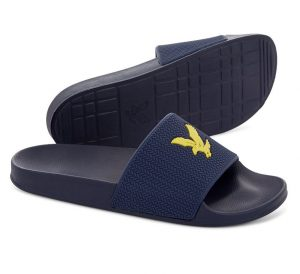 FW814 Thomson Slides by Lyle and Scott