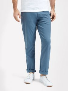 TR801V Chino Trouser by Lyle and Scott