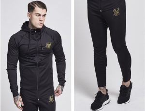 Zonal Zip Through Track Top and Joggers by Sik Silk
