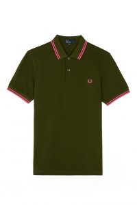 Latest Fred Perry