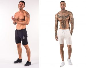 GK Jersey Shorts by Gym King