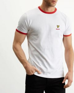 TS839VF Country T Shirt by Lyle and Scott