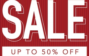 Join Our Hot Summer Sale With 50% Discounts!