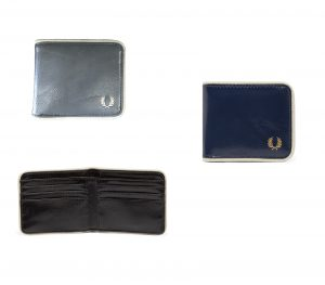 L3335 Classic Billfold Wallet by Fred Perry