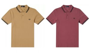 M3600 Twin Tipped Pique Polo Shirt by Fred Perry