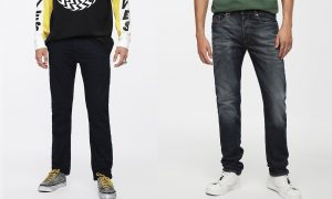Regular Slim Tapered Jean by Diesel