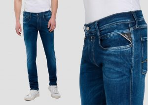 Anbass Hyperflex 332 Slim Jean by Replay