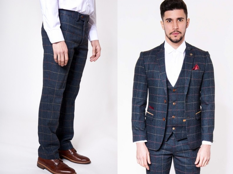 Marc Darcy Eton Blazer Jacket and Trousers