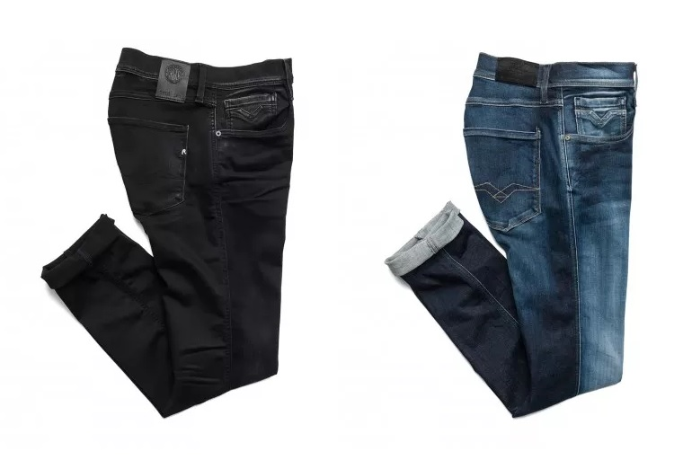 Replay Hyperflex Slim Jeans
