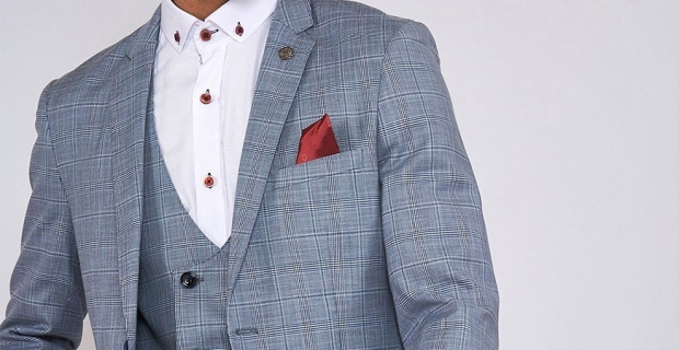 Look the Part with Our Dapper Menswear