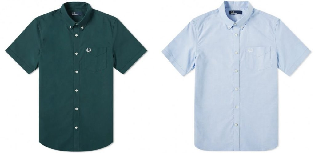 Classic Oxford Shirt by Fred Perry