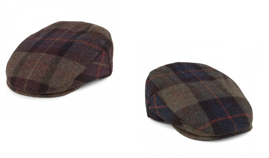 Cambridge Wool Flatcap by Failsworth