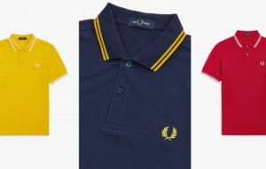 New Fred Perry and Lyle & Scott Arrivals!