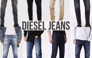 Diesel Jeans – Finding your Perfect Fit and Pair of Jeans with Apache.