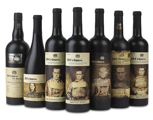 Dean Mumford Friday red wine nights 19 Crimes. Apache blog