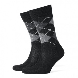 24284 Preston Soft Feel Argyle Sock