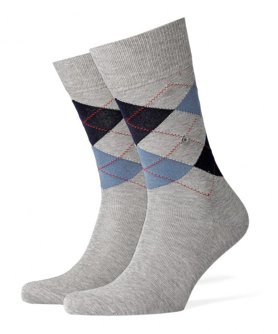 20182 Manchester Cotton Argyle Sock